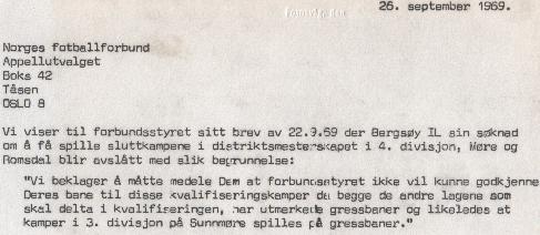 brevet i boksen